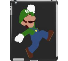 Luigi Minimalist Design iPad Case/Skin