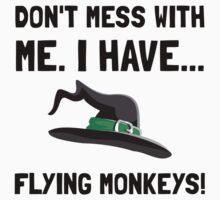 Flying Monkeys Kids Clothes