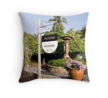 Conti's Winery.... Throw Pillow