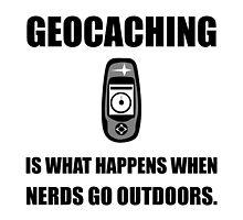 Geocaching Nerds by AmazingMart