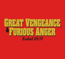 Great Vengeance and Furious Anger by Josh Clark