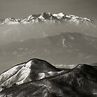 Shiga Vista in Mono by Robert Mullner