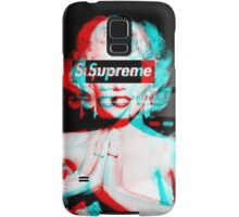 Marilyn Monroe Supreme Phone Case Samsung Galaxy Case/Skin