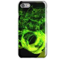 Green Marbles iPhone Case/Skin