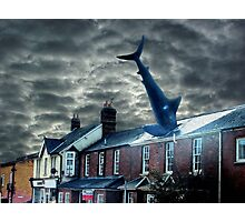 The Headington Shark Photographic Print