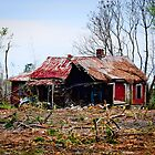 Very Dilapidated House by AlixCollins
