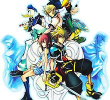 Kingdom Hearts 2 by SquareEyedJak
