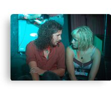Katie and Jack Canvas Print