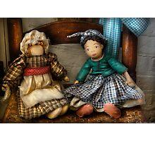 Dolls Americana Photographic Print