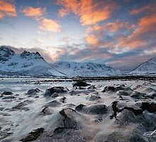 On thin ice by Andreas Stridsberg