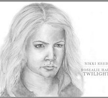 Rosealie Hale - Nikki Reed. by teelecki
