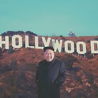 Kim comes to Hollywood by Gedrek