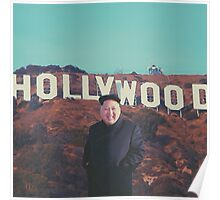 Kim comes to Hollywood Poster