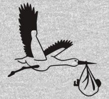 Stork birth Kids Clothes
