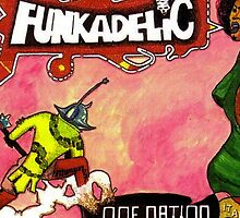 Funkadelic Under A Groove by UniqueCase