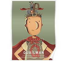 quailman movie poster Poster