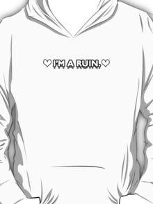 """I'm A Ruin"" - Marina and the Diamonds T-Shirt"