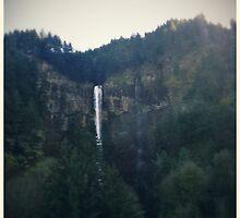 Waterfall by Stephanie Pakrul