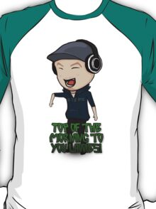 JackSepticEye   Top Of The Morning T-Shirt