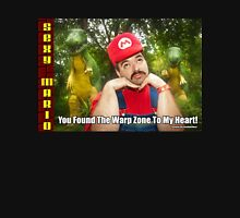 SexyMario MEME - You Found The Warp Zone To My Heart 1 Unisex T-Shirt