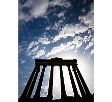 Ruins in Rome Photographic Print