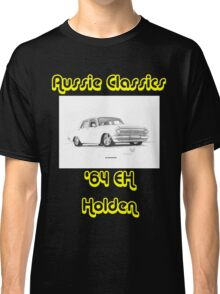64 EH Holden - Aussie Classics (Yellow Text) Classic T-Shirt