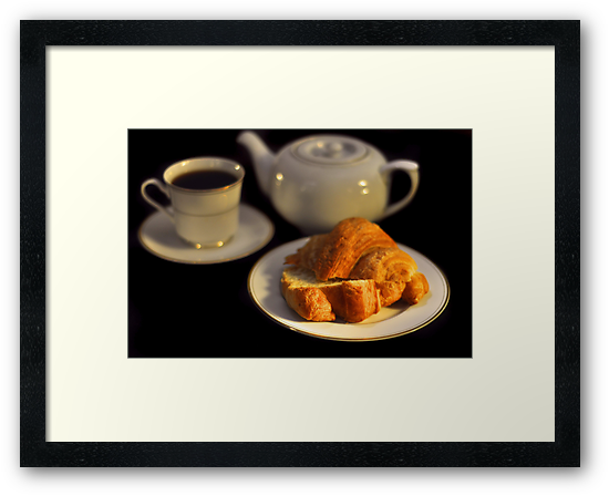 Breakfast Croissant  by EOS20