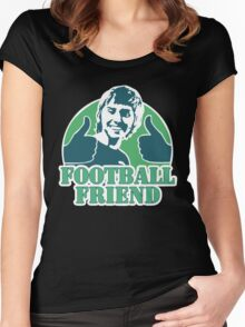 The Inbetweeners Football Friend Women's Fitted Scoop T-Shirt