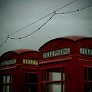 phone boxes by Tony Day