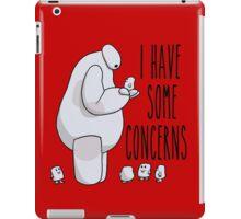 Some Concerns iPad Case/Skin