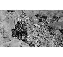 The Grand Tour – Grand Canyon National Park, Arizona Photographic Print