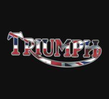Triumph Union Flag by Antess