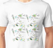 Kinetically Controlled Unisex T-Shirt