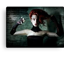Agitato Hysterium Canvas Print