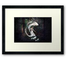 Inner Music Framed Print