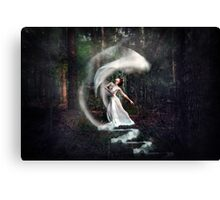 Inner Music Canvas Print