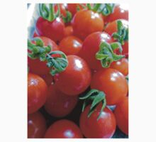 Cherry Tomatoes One Piece - Long Sleeve