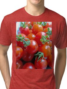 Cherry Tomatoes Tri-blend T-Shirt