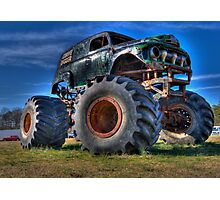 Grave Digger Photographic Print