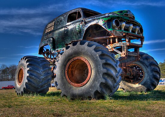 Grave Digger by Joel Hall