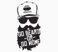 Go Beard Or Go Home by jephrey88