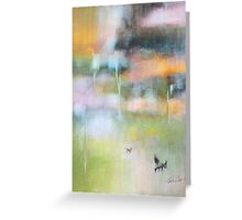 Tokiko Anderson - After the Rain Greeting Card
