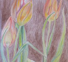Tulips by PeterCannonArt