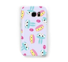 Easter Bunny and Chick Macarons  Samsung Galaxy Case/Skin