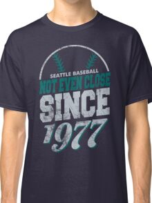 Seattle Baseball Classic T-Shirt