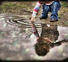 My Reflection by Hollie Cook