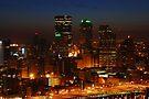 Daybreak in the Steel City  by PJS15204