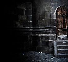 Back door by shadycat