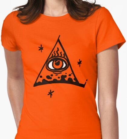 illumination Womens Fitted T-Shirt