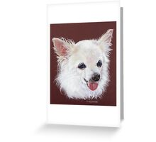 Coco.. Greeting Card